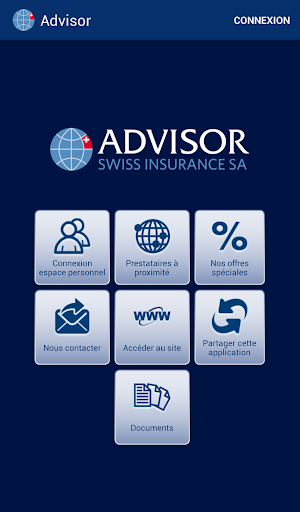Advisor Swiss Insurance