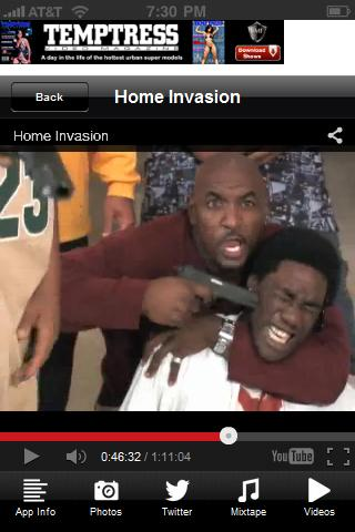Home Invasion Action Movie - screenshot