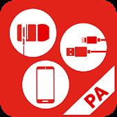 Vodafone Zubehör Guide PA