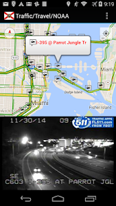 Miami Traffic Cameras Pro screenshot 1