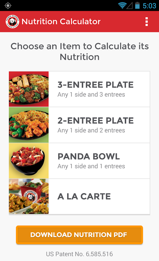 Panda Express Chinese Kitchen- screenshot