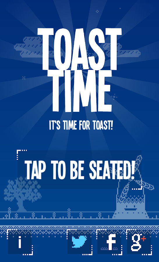 Toast Time - screenshot