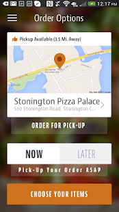 Stonington Pizza- screenshot thumbnail
