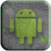 Cool Android Graffiti
