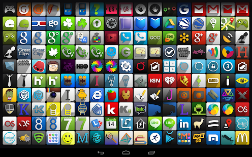 UP icons - screenshot thumbnail