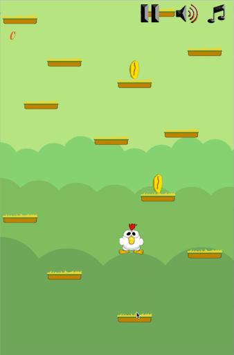 Crossy Chicken Jump