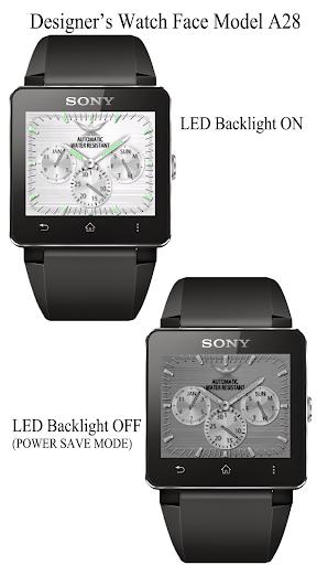 A28 WatchFace for SmartWatch2
