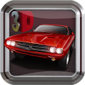 3D Muscle Car icon