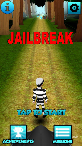 Jailbreak: Endless Arcade Run