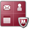 McAfee Secure Container APK for Bluestacks