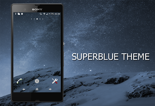 Theme Experiam Superblue