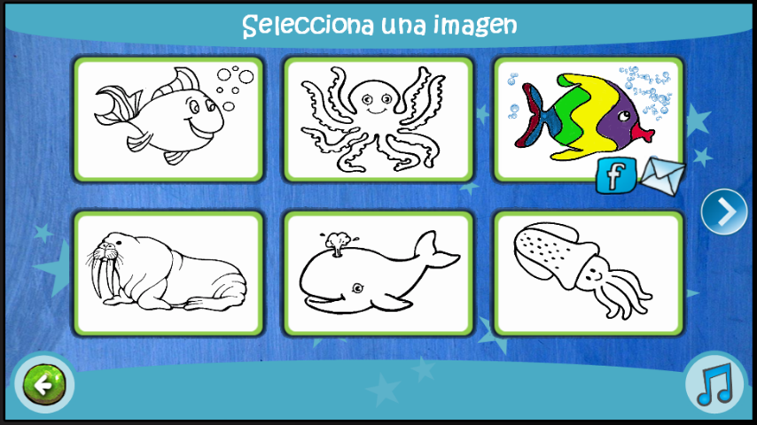 Learn Coloring - Kids Paint - screenshot