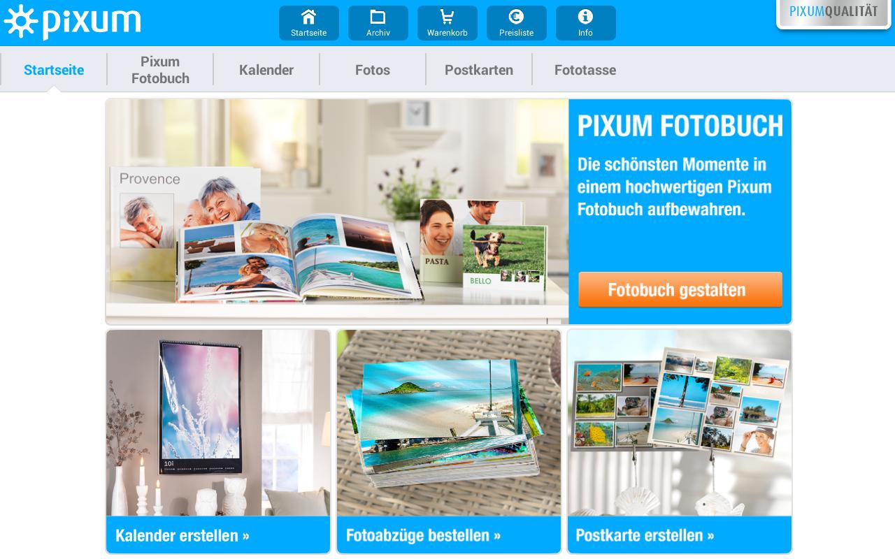 pixum fotobuch android apps auf google play. Black Bedroom Furniture Sets. Home Design Ideas