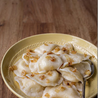 Pierogies with Potato & Caramelized Onion