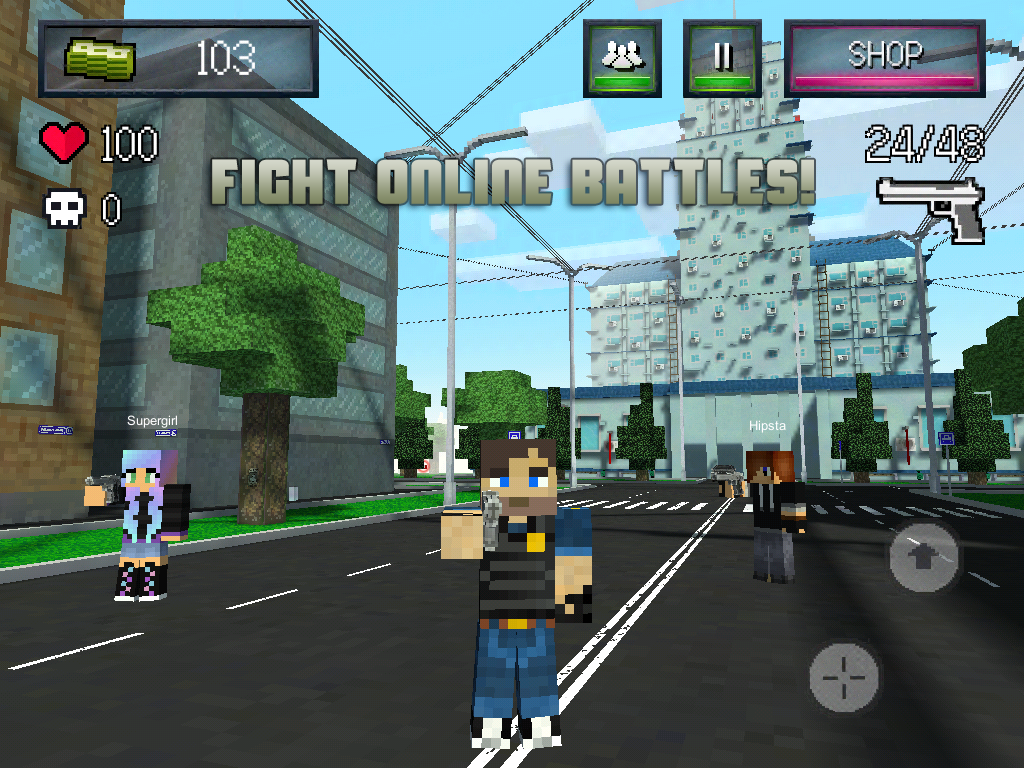 Block Wars – Mine Mini Shooter 1.2 [Apk] [Android] [Zippyshare] OjxqdpQ2mx8vOXVgKrscArCz-WnyfC2Iub-rcIJJ4UZm5lmyM5CoxWLF6fBHol3exIE=h900