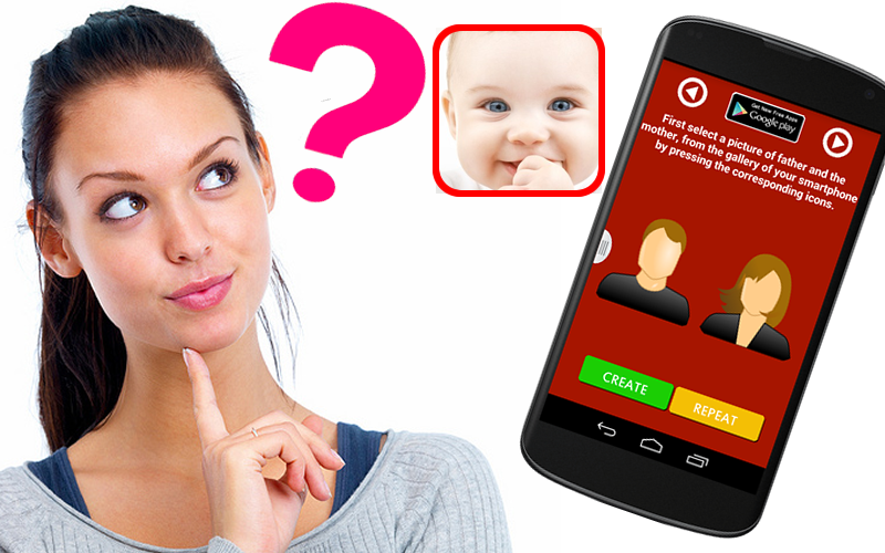 Know Your Future Baby Prank- screenshot