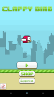 Screenshot of Clppy Bird