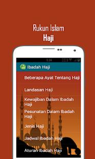 Rukun Islam - screenshot thumbnail