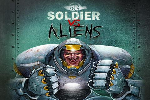 Soldier vs Aliens.