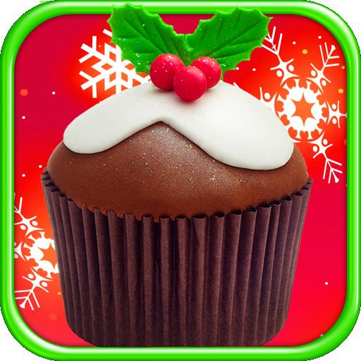 Christmas Cupcakes Maker FREE 休閒 App LOGO-APP試玩