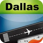 Dallas Forth Worth Airport-DFW Flight Tracker icon