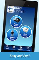 Screenshot of FREE Finnish by Nemo