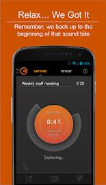 Cogi – Notes & Voice Recorder Screenshot 1