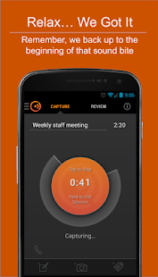 Cogi – Notes & Voice Recorder- screenshot thumbnail