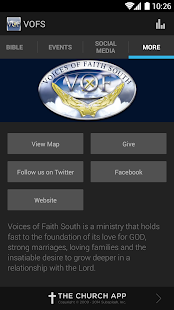 Voices Of Faith South - screenshot thumbnail