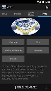 Voices Of Faith South- screenshot thumbnail