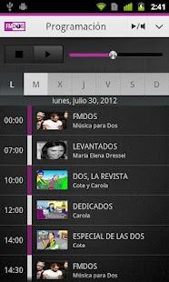 FM2 para Android- screenshot thumbnail