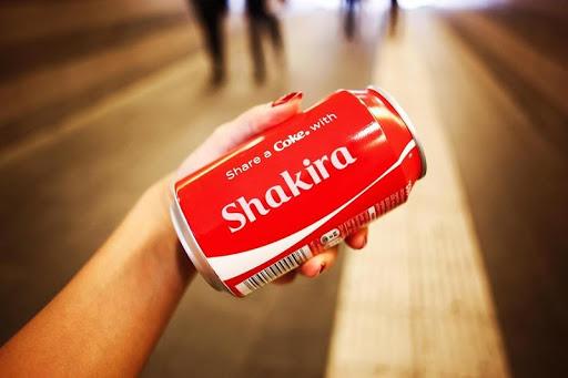 Share a Coke Coca