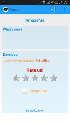 【免費娛樂App】AmazeMe-APP點子
