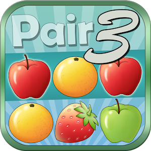 Fruit Pair 3 – Matching Game for PC and MAC