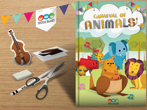 動物嘉年華:兒童音感啟蒙之旅