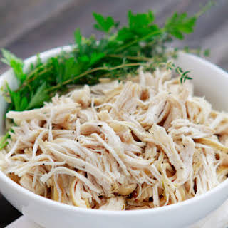 All-Purpose Shredded Crock-Pot Chicken.