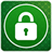 Secure Chat - Lock messenger mobile app icon