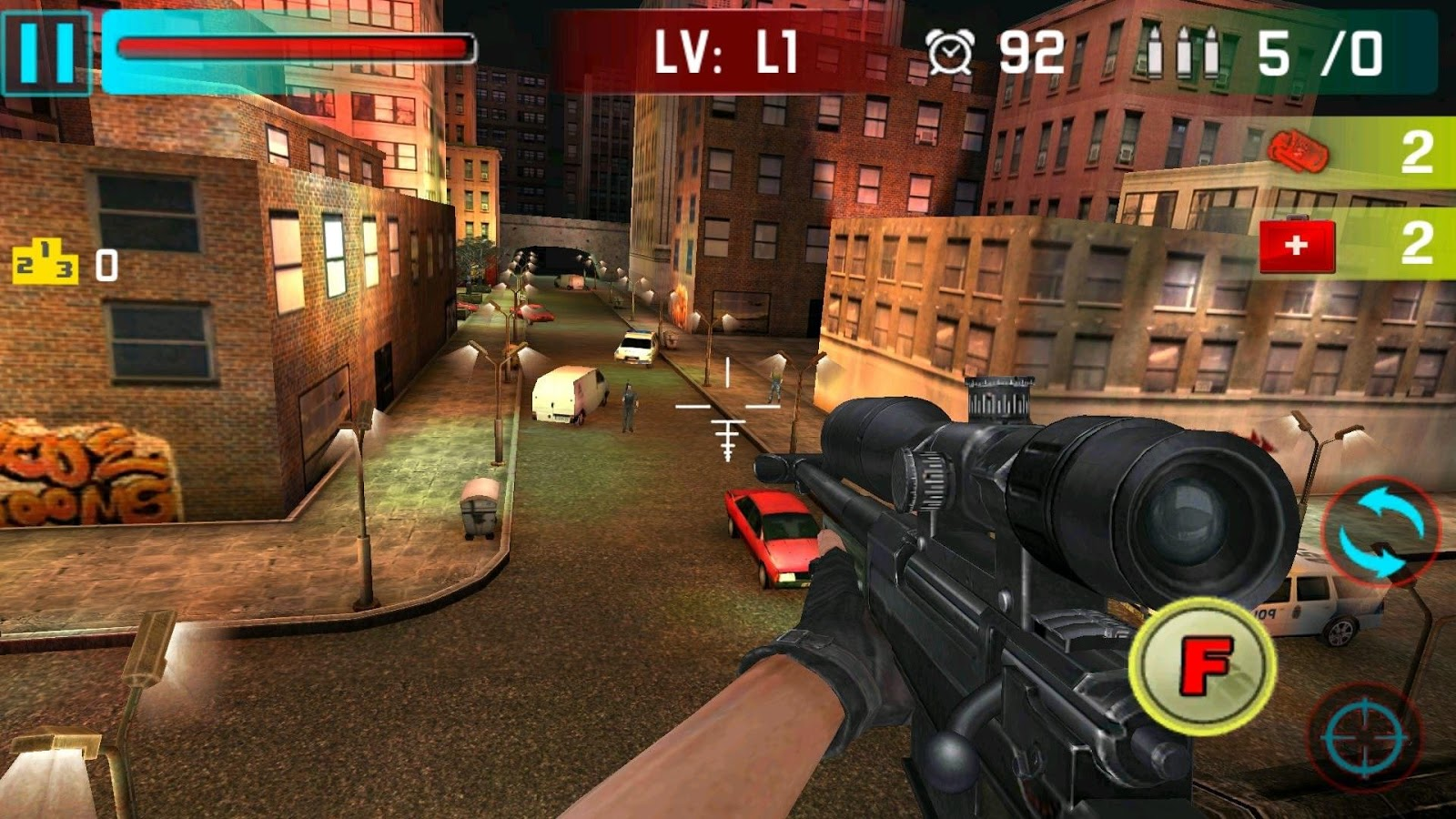 3d app games sniper shoot war 3d android apps on play 10010