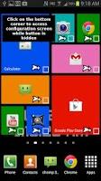 Screenshot of WP8 Widget Launcher Windows 8
