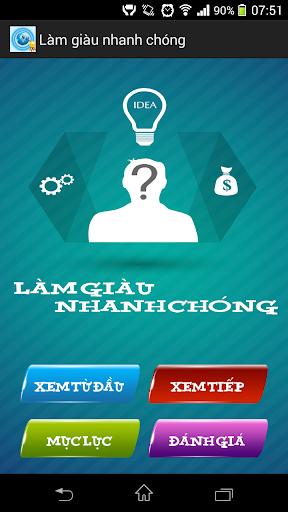 Lam Giau Nhanh Chong Pro