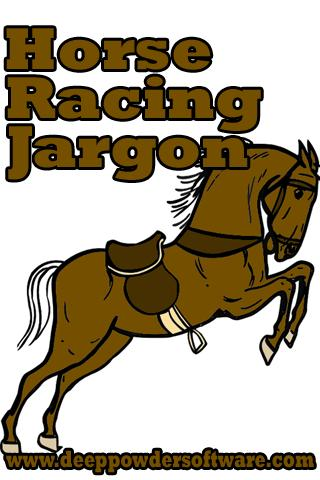 Horse Racing Jargon - screenshot