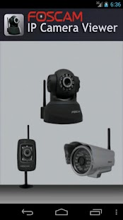 Foscam IP Camera Viewer