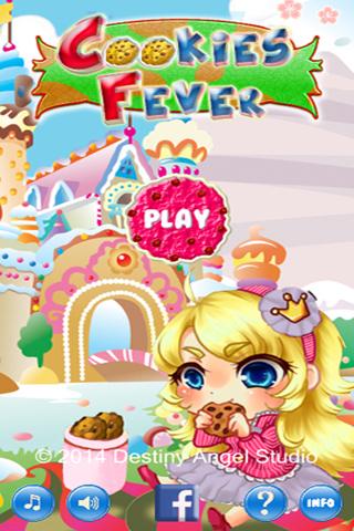無料解谜AppのCookie Fever|記事Game
