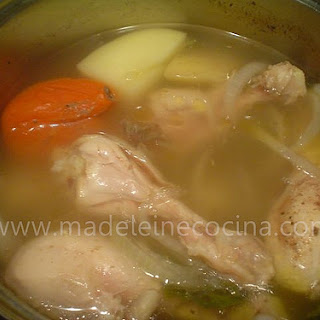 Chicken Broth.