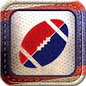 Flick Kick Field Goal Kickoff logo
