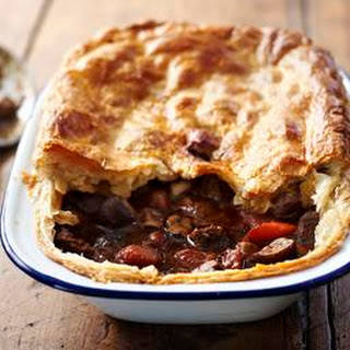 How To Make Steak And Ale Pie