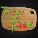 Classic raw food recipes icon