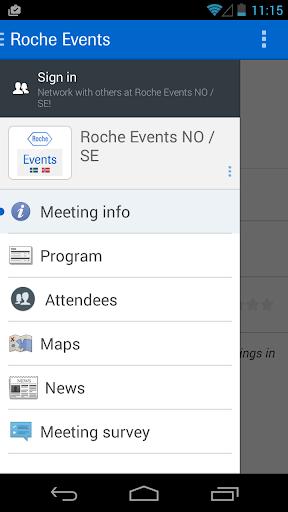 Roche Norge – møter