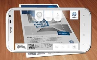 Screenshot of VW up! 3D