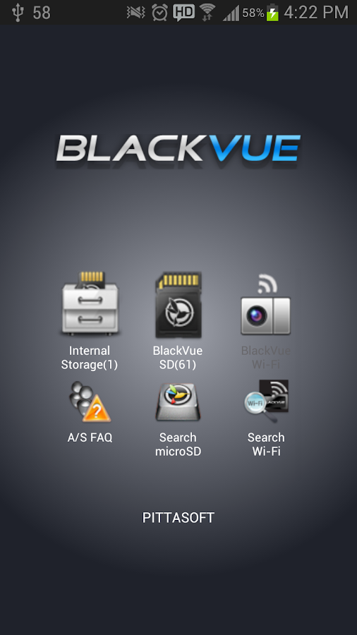 BlackVue - screenshot